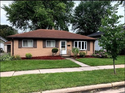 Menasha Single Family Home Active-Offer No Bump: 854 Tayco