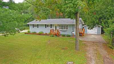 Waupaca Single Family Home Active-No Offer: 606 Berlin