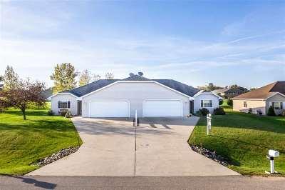 Shawano Multi Family Home Active-No Offer: 1738 Hunter