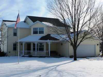 Greenville Single Family Home Active-No Offer: N2478 Timothy