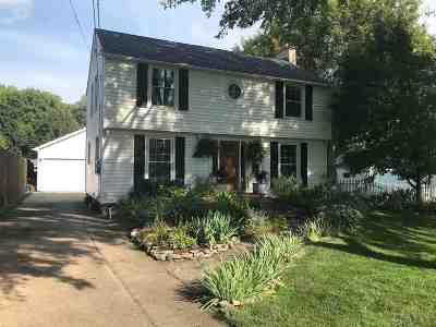 Menasha Single Family Home Active-No Offer: 384 Winnebago