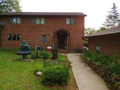 Marinette County Single Family Home Active-No Offer: N11580 Swallow