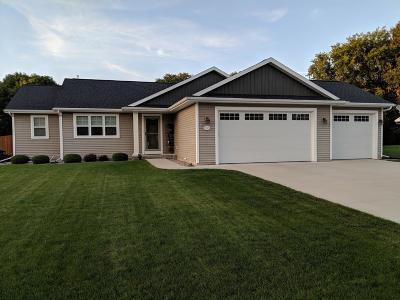 Menasha Single Family Home Active-No Offer: 502 Olde Midway