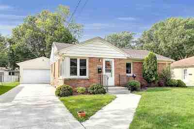 Green Bay Single Family Home Active-Offer No Bump: 1522 14th