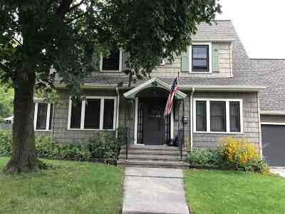 Green Bay Single Family Home Active-No Offer: 815 St George