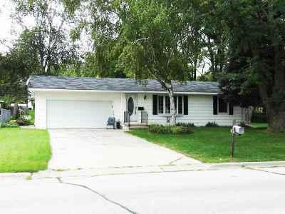 Green Bay Single Family Home Active-No Offer: 2544 Libal