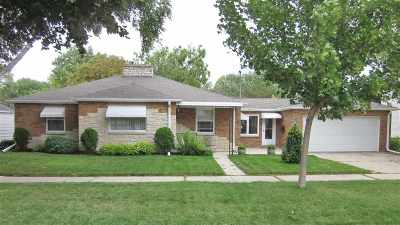 Green Bay Single Family Home Active-No Offer: 721 S Irwin