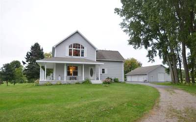 Oconto County Single Family Home Active-No Offer: 613 Mourning Dove