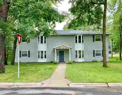 Shawano Multi Family Home Active-No Offer: 102 Oak