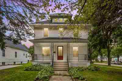 Green Bay Single Family Home Active-No Offer: 800 10th