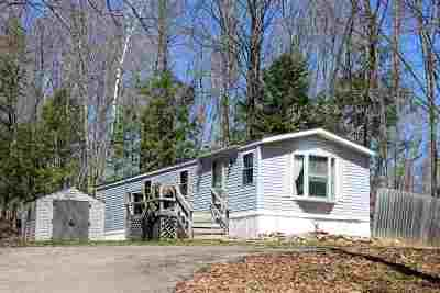 Oconto County Single Family Home Active-No Offer: 14246 Tower