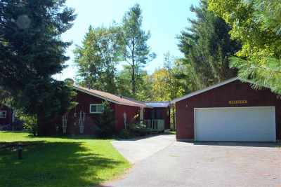 Oconto County Single Family Home Active-No Offer: 13881 Section 4