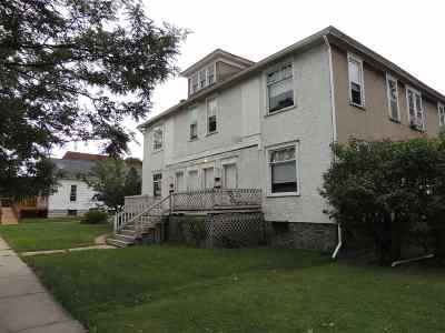 Marinette County Multi Family Home Active-No Offer: 1372 Merryman