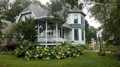 Single Family Home Active-No Offer: 314 Erie