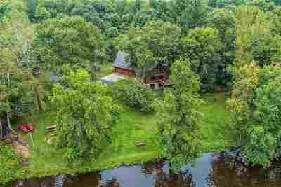 Oconto County Single Family Home Active-No Offer: 3021 Susies Hill