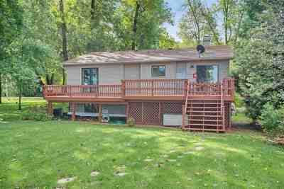 Green Bay Single Family Home Active-No Offer: 2767 East Shore