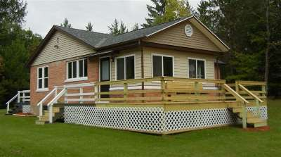 Marinette County Single Family Home Active-No Offer: W9289 Dow Dam