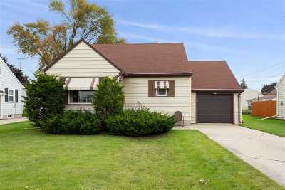 Kimberly Single Family Home Active-No Offer: 137 N Lincoln