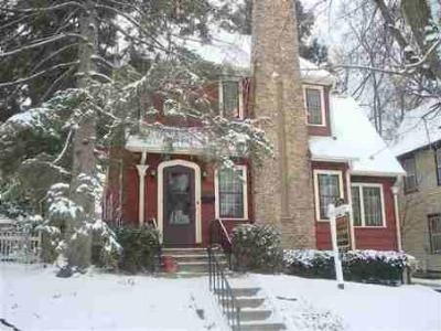 Madison WI Single Family Home Sold: $380,000