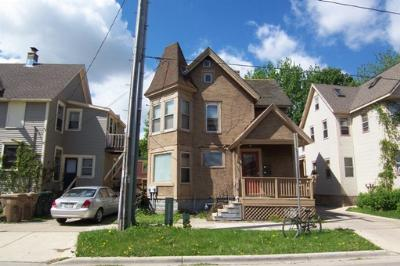 Madison WI Multi Family Home For Sale: $149,900