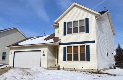 Fitchburg WI Single Family Home Sold: $192,000