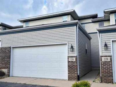 Verona WI Condo/Townhouse Sold: $159,999