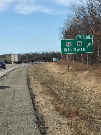 Wisconsin Dells Residential Lots & Land For Sale: 863 W Curry Rd