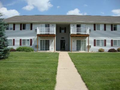 Columbus WI Condo/Townhouse Sold: $57,900