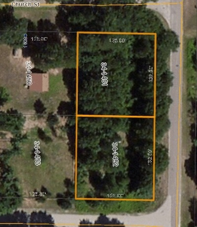 Arkdale Residential Lots & Land For Sale: L104-105 Spruce St
