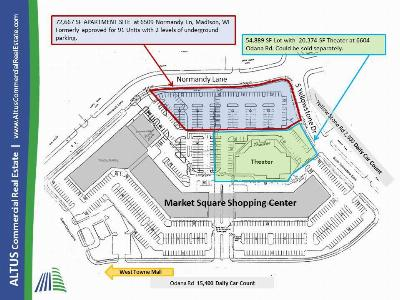 Madison Residential Lots & Land For Sale: 6509 Normandy Ln