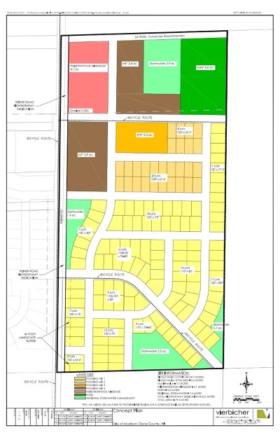 Madison Residential Lots & Land For Sale: 1101 Reiner Rd