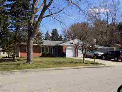 Janesville WI Multi Family Home Sold: $153,500