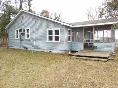 Arkdale Single Family Home For Sale: 1870b County Road Z