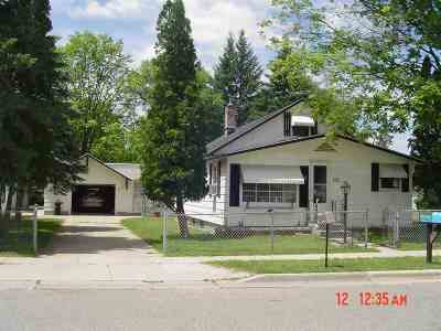 Adams WI Multi Family Home For Sale: $87,900
