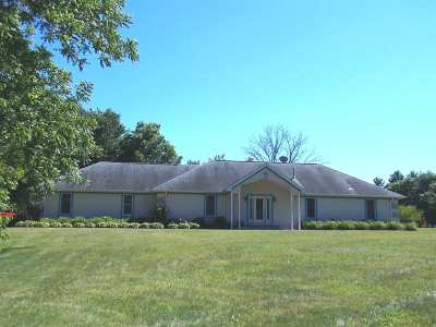 Milton Single Family Home For Sale: 1802 E Hwy 59