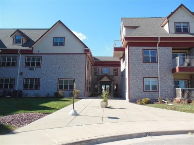 Condo/Townhouse Sold: 945 Old Glory Way #205