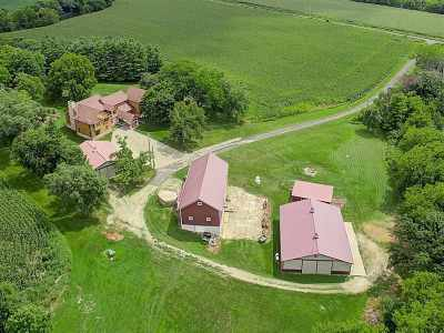 Dodge County Single Family Home For Sale: N2456 Soldner Rd