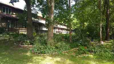 Janesville WI Condo/Townhouse Sold: $86,000