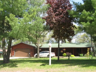 Wisconsin Dells Single Family Home For Sale: 974 Overland Tr