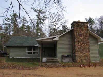 Arkdale Single Family Home For Sale: 1873 County Road C