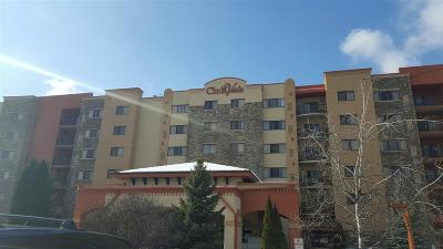 Wisconsin Dells Condo/Townhouse For Sale: 2411 River Rd #2436