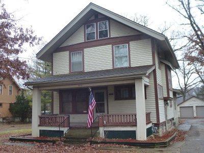 Beloit Single Family Home For Sale: 2378 S Riverside Dr