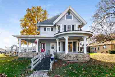 Marshall Multi Family Home For Sale: 119 W Main St