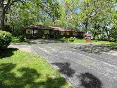 Madison Single Family Home For Sale: 6404 Cottage Grove Rd