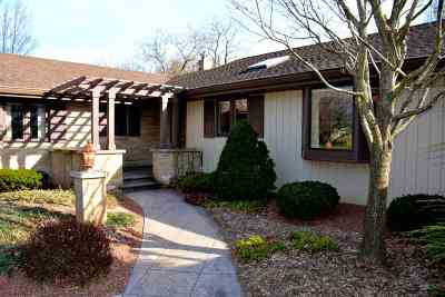Janesville Single Family Home For Sale: 2530 Cherokee Rd