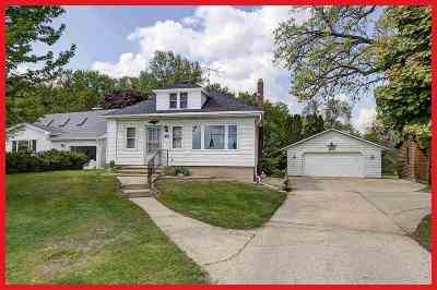 Jefferson County Single Family Home For Sale: W7920 County Road B