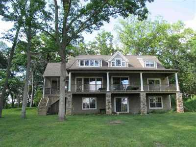 Wisconsin Dells Single Family Home For Sale: 3484b 3rd Ln