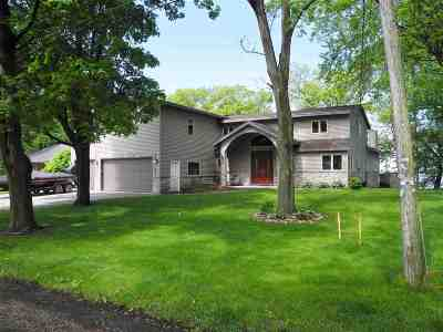 Dodge County Single Family Home For Sale: 1000 Lake Shore Dr