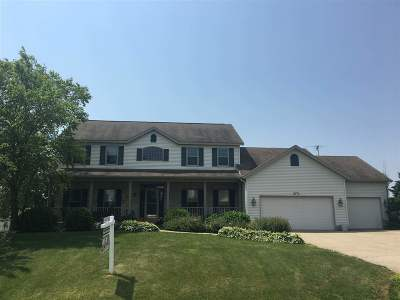 Dane County Single Family Home For Sale: 2870 Country Dr