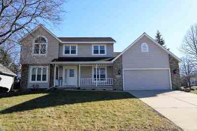 Madison Single Family Home For Sale: 7713 Brule St